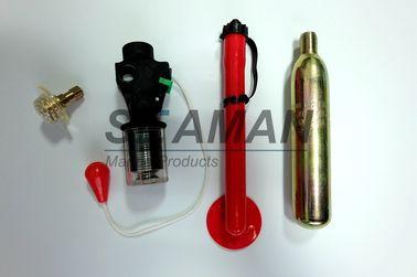 재 - 무장 장비 자동 장치 구명 조끼 부속품 벨브 기초 구두 관은 자릅니다